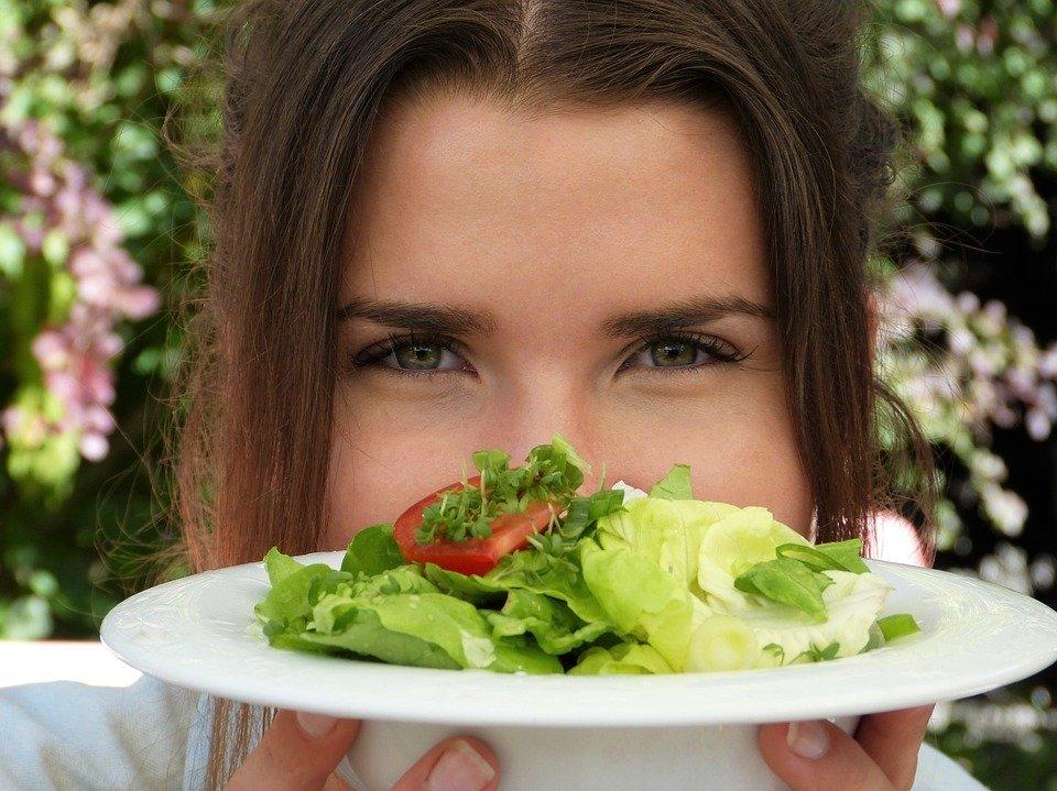 Régime végétarien pour une meilleure santé!